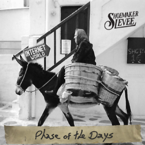 Phase of the Days album cover